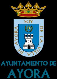 AYORA ESCUDO LETRAS