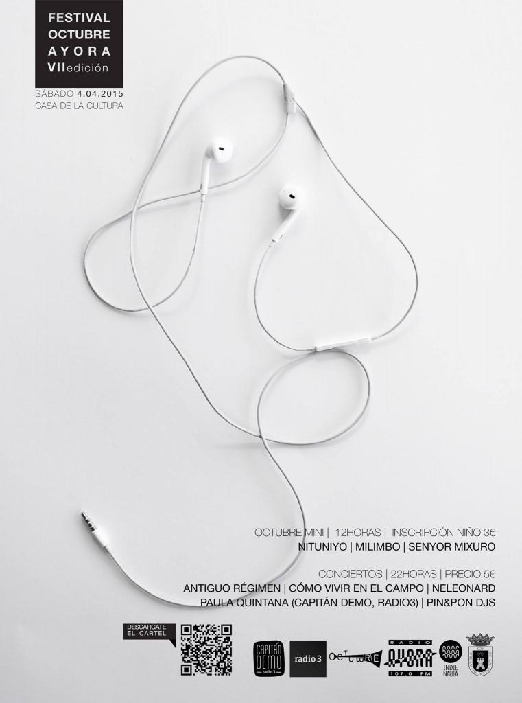 Cartel Edición 2015